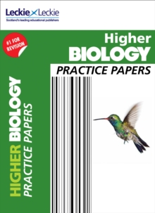 Higher biology practice papers for SQA exams