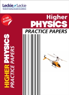 Higher physics practice papers for SQA exams