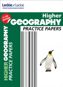 CfE higher geography practice