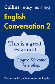 Collins easy learning English conversationBook 2