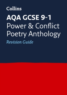 AQA GCSE poetry anthology  : new 2015 curriculum: Power and conflict
