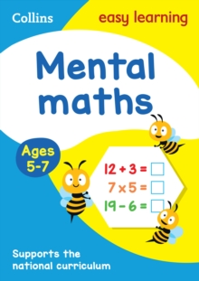 Mental mathsAges 5-7 - Collins Easy Learning