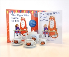 The Tiger Who Came to Tea - China Tea Set - Kerr, Judith