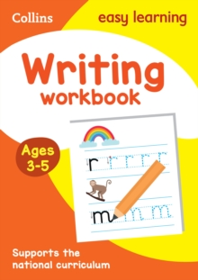 WritingAges 3-5,: Workbook - Collins Easy Learning