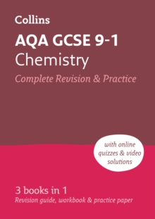 AQA GCSE chemistry  : all-in-one revision and practice