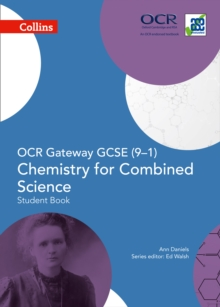 OCR gateway GCSE (9-1) chemistry for combined science: Student book
