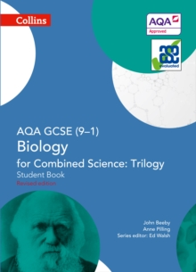 AQA GCSE (9-1) biology for combined science - trilogy: Student book