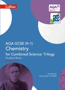 AQA GCSE (9-1) chemistry for combined science: Student book