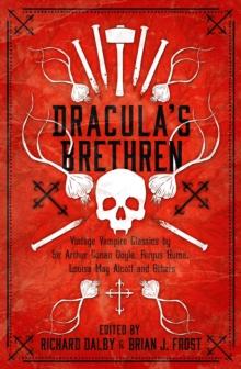 Dracula's brethren - Dalby, Richard