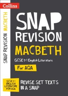 Macbeth  : AQA GCSE English literature