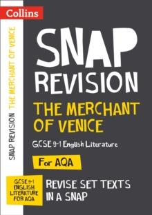 The merchant of Venice  : AQA GCSE English literature