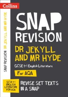 Dr Jekyll and Mr Hyde  : AQA GCSE English literature