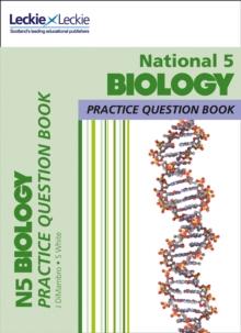 National 5 biology practice question book - DiMambro, John