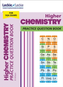 Image for Higher chemistry practice question book