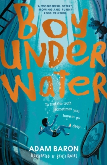 Boy underwater - Baron, Adam