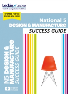 Image for National 5 design and manufacture success guide