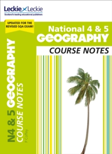 National 4/5 geography: Course notes - Coffey, Patricia