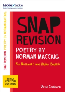 Poetry by Norman MacCaig