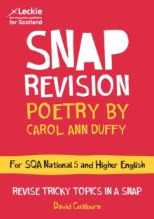 Poetry by Carol Ann Duffy