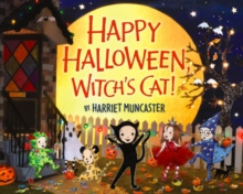 Happy Halloween, Witch's Cat! - Muncaster, Harriet
