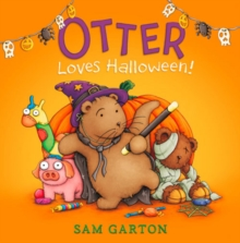 Otter Loves Halloween! - Garton, Sam