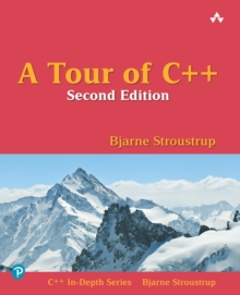 Image for A Tour of C++