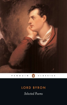 Selected poems - Byron, Lord George Gordon