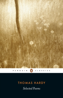 Thomas Hardy  : selected poems - Hardy, Thomas