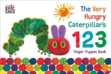 The very hungry caterpillar finger puppet book - Carle, Eric