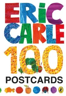 Eric Carle: 100 Postcards - Carle, Eric