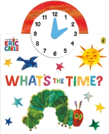 What's the time? - Carle, Eric