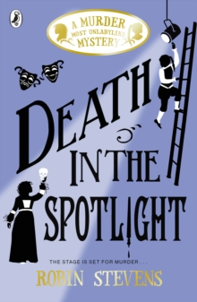 Death in the spotlight - Stevens, Robin