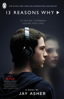 13 reasons why - Asher, Jay
