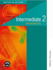 Maths in Action - Intermediate 2 Students' Book - Brown, Doug