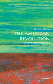 Image for The American Revolution  : a very short introduction