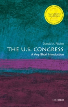 Image for The U.S. Congress  : a very short introduction