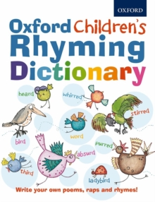 Oxford children's rhyming dictionary - Oxford Dictionaries