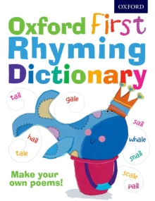 Oxford first rhyming dictionary -