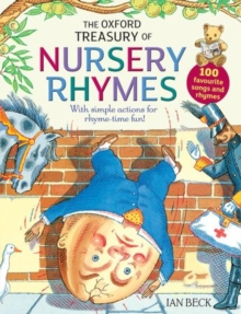 The Oxford treasury of nursery rhymes - King, Karen