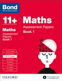 Image for Maths.10-11 years,: Assessment papers