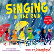 Singing in the rain - Hopgood, Tim