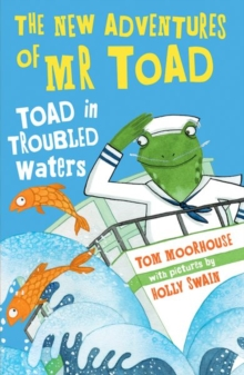 Toad in troubled waters
