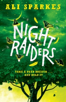 Night raiders - Sparkes, Ali