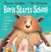 Boris starts school - Weston, Carrie