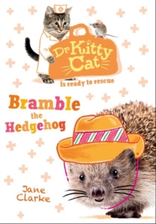 Bramble the hedgehog - Clarke, Jane