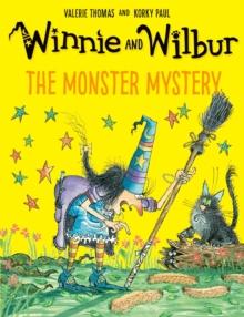The monster mystery - Thomas, Valerie