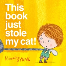 This book just stole my cat! - Byrne, Richard