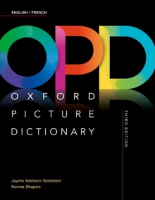 Oxford picture dictionary  : English/French dictionary - Adelson-Goldstein, Jayme