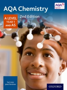 AQA chemistry AS level student book
