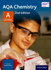 AQA chemistryA level,: Student book